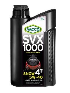 SVX 1000 SNOW 4T 5W-40